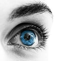 Augen-Corner
