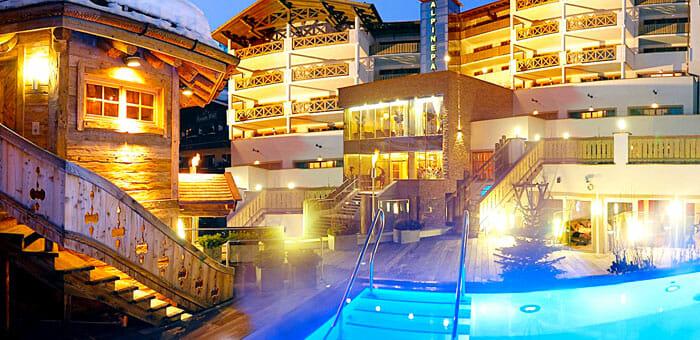 Hotel Alpine Palace New Balance Luxus Resort - Fotocredit: Hotel Alpine Palace