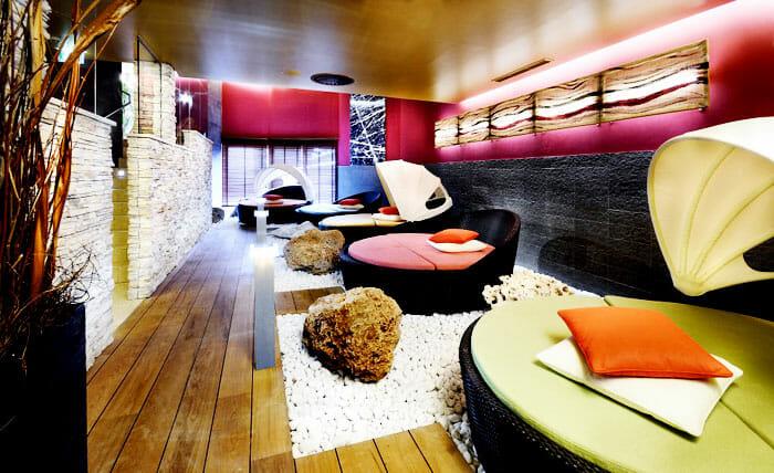 Wellnessbereich Hotel Alpine Palace New Balance Luxus Resort - Fotocredit: Hotel Alpine Palace