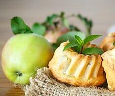 Apfel Muffins | Rezept