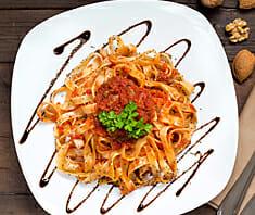 Fettuccine Diavolo | Rezept