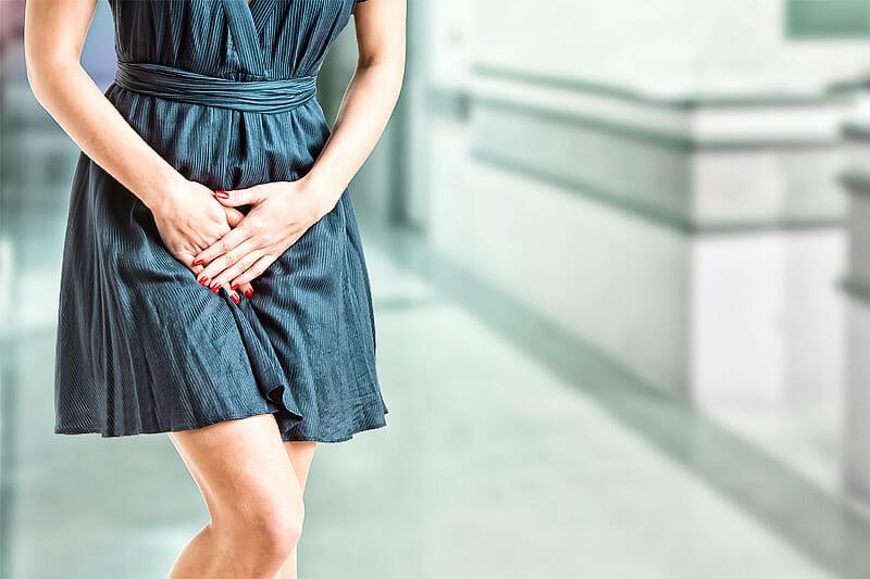 Blasenschwäche (Harninkontinenz)