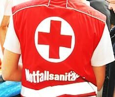 Erste Hilfe bei Unfällen von Kleinkindern