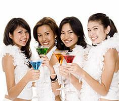Umfrage-Alkohol