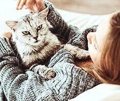 Katzenallergien bei Kindern