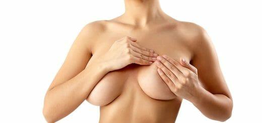 Brustkrebs Selbstuntersuchung