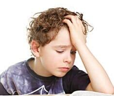 Migräne, Kinder
