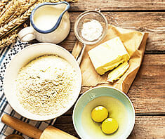 Süßer Germteig – Hefeteig | Rezept