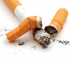 Umfrage-Rauchverbot