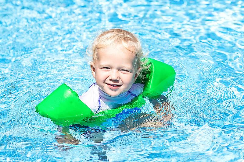 Sonnenschutzbekleidung für Kinder
