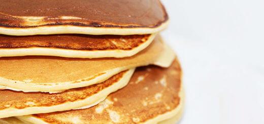 Buttermilch-Pancakes | Rezept