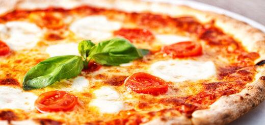 Pizza Margherita | Rezept