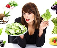entsäuern, Säure-Base-Gleichgewicht durch gesunde Ernährung