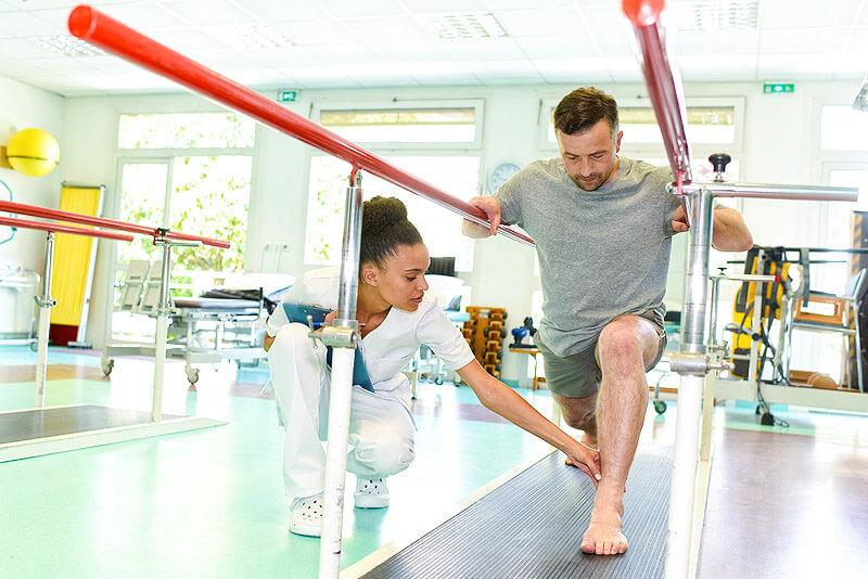 Physiotherapie - Krankengymnsatik
