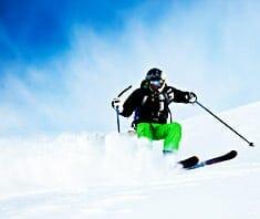 Skiunfälle vermeiden, Training, Dehnen, Sicherheit