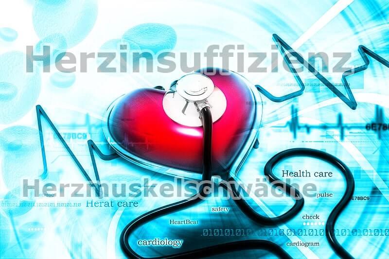 Herzinsuffizienz, Herzschwäche