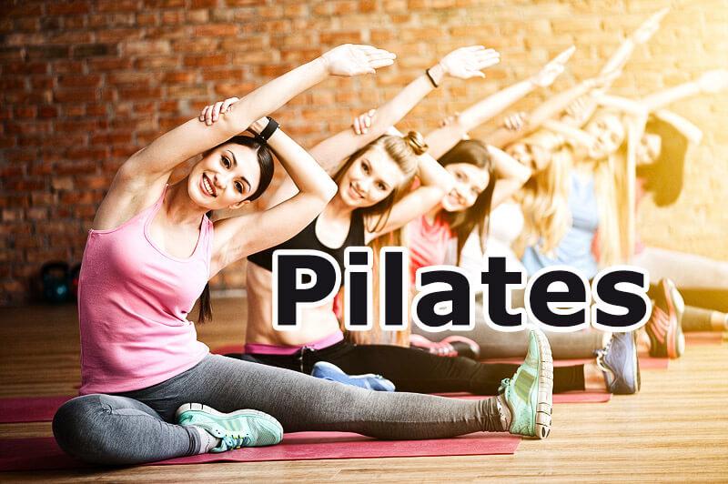 Pilates – Ganzkörpertraining im Gym