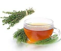 Heilpflanzen als Tee-Zubereitung