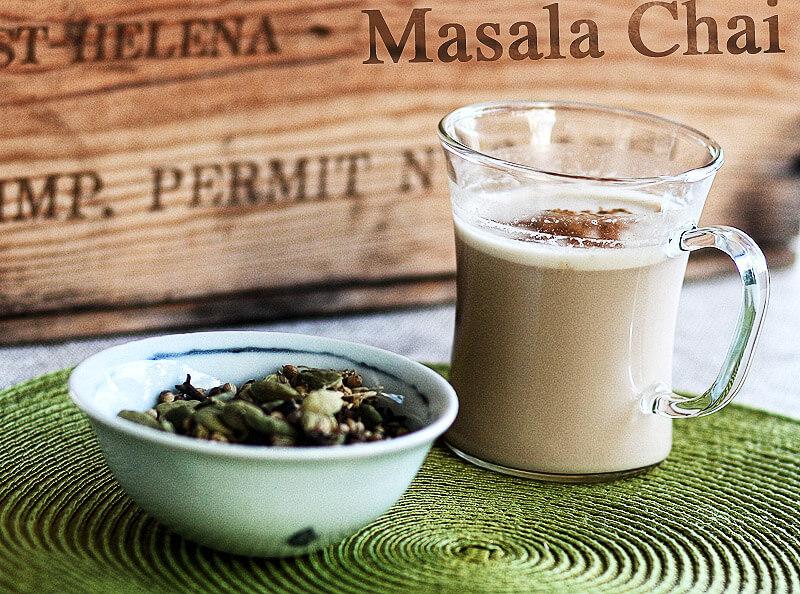Masala Chai - indischer Gewürztee | Rezept