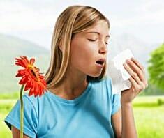 Allergien, Kinder
