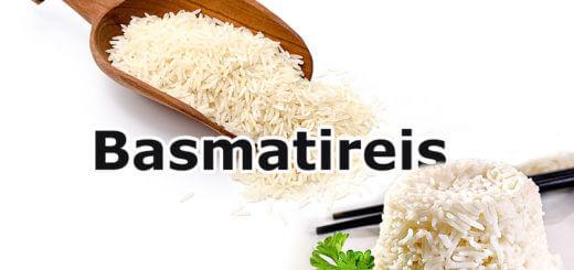 Basmatireis | Rezept