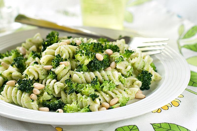 Brokkoli-Pasta | Rezept
