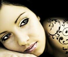 Nachsorge bei tattoos