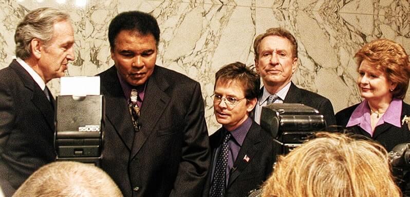 Prominente Parkinson Patienten: Muhammad Ali und Michael J. Fox