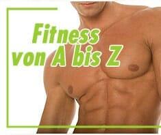 Fitness von A bis Z