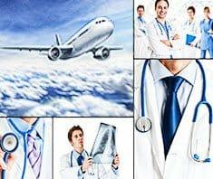 Flugmedizin und flugmedizinische Untersuchung