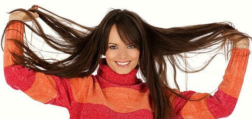 Haare färben oder tönen