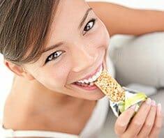 Ernährung und Haut