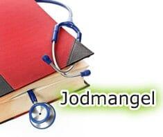 Medizinlexikon: Jodmangel