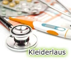 Medizinlexikon: Kleiderlaus