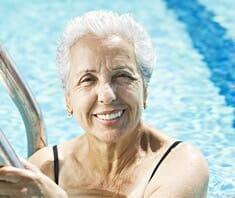 Kontaktlinsen & Wassersport