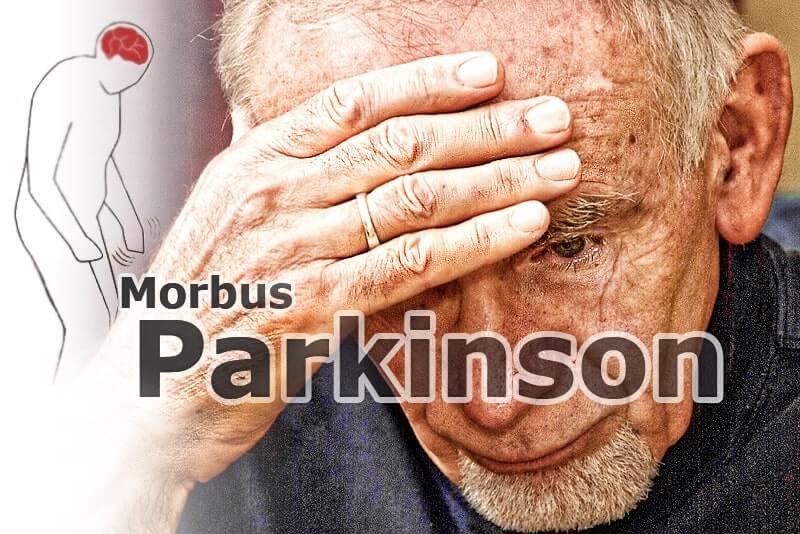 Morbus Parkinson   Krankheitslexikon