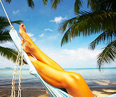 Reisevorbereitungen; Ansichtsbild Urlaub