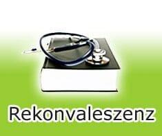 Medizinlexikon: Rekonvaleszenz