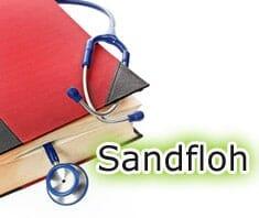 Medizinlexikon: Sandfloh