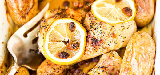 Zitronenhähnchen (Lemon Chicken) | Rezept