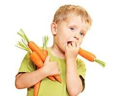 Kinderernährung – Ernährungstipps für Kinder und Jugendliche