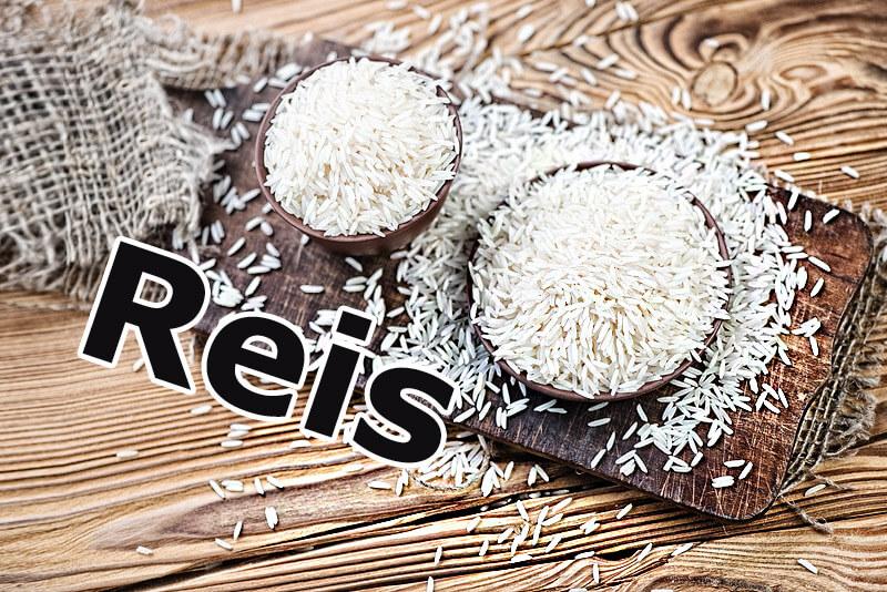 Reis - die wichtigsten Sorten & Produkte