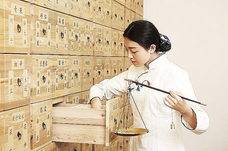 TCM - Traditionelle Chinesische Medizin
