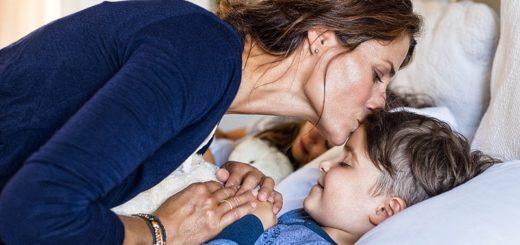 Einschlaftipps - wie Kinder besser einschlafen