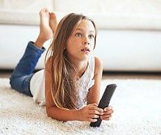 Sinnvoll fernsehen: die Verantwortung liegt bei den Eltern