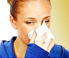 Grippe, Erkältung