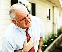 Herzinfarkt, Herzanfall
