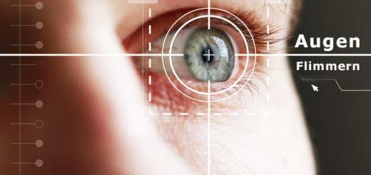 Augenflimmern - Flimmerskotom