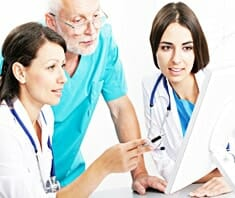 Medizinlexikon: Irrigoskopie