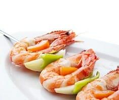 Rezepüte mit Fisch, Muscheln, Krustentieren